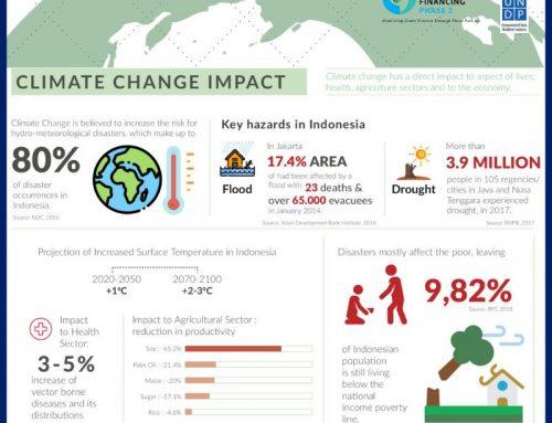 Krisis Perubahan Iklim Hantui Indonesia