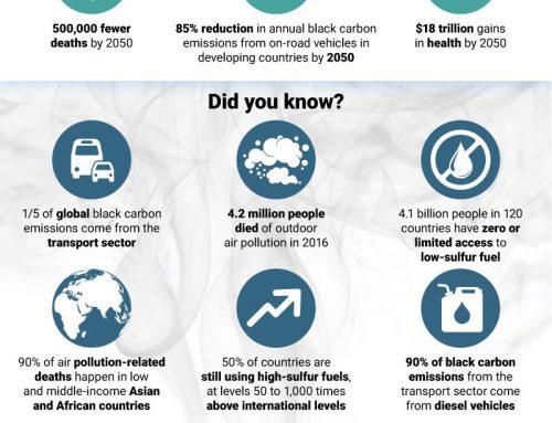 3 Manfaat, 6 Fakta Transportasi Ramah Lingkungan