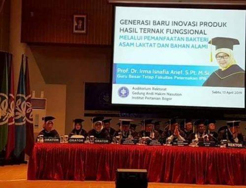 Mewujudkan Generasi Baru Produk Pangan Indonesia