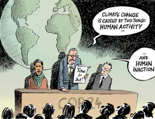 Mengurai Kemandekan Aksi Iklim Indonesia