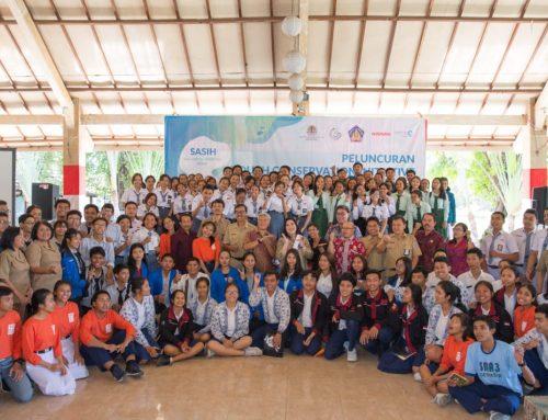 Kini Ada YCI dan SASIH untuk Kelestarian Alam Bali