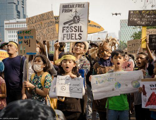 Aktivisme Lingkungan Pemuda Indonesia Gembos di 2019