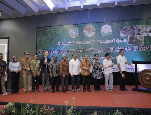 Konservasi Tak Bisa Dipisahkan dari Pembangunan