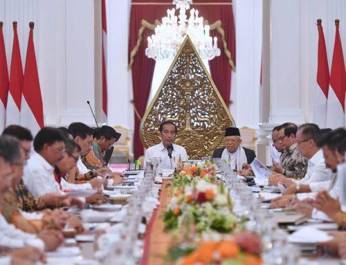 Presiden dan Kabinet, Perkuat Aksi Atasi Krisis Iklim