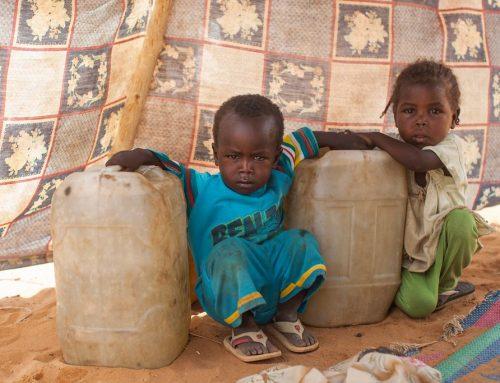 Anak-anak Korban Kegagalan Aksi Iklim