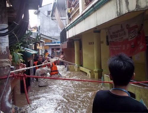 Banjir, Lakukan Adaptasi Perubahan Iklim