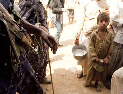 Pandemi Corona Lonjakkan Jumlah Penduduk Kelaparan