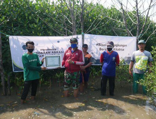 Live Planting, Asyiknya Tanam Pohon dari Balik Layar