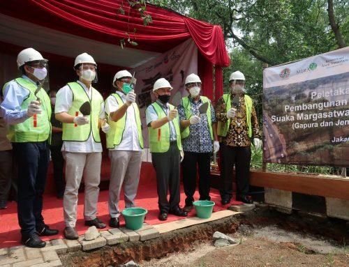 Suaka Margasatwa Muara Angke Menuju Pusat Edukasi Lingkungan