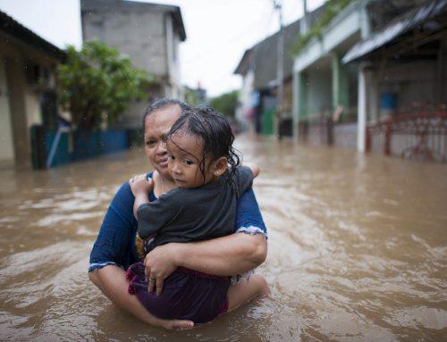 Dunia Luput Prediksi Kerugian Iklim