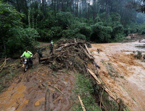 Bencana Iklim Mendominasi Bencana Global