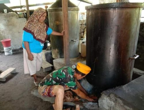 Cerita Hutan Desa di Pulau Hiri, Ternate