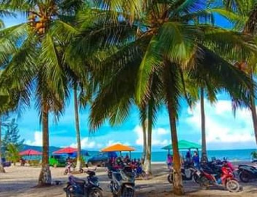 Kelola Wisata Pantai Tuing Berbasis Masyarakat di Bangka